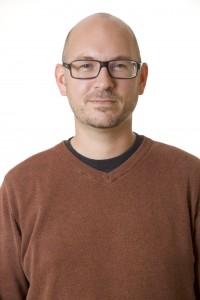 Magnus Ahlkvist, nummer 1 på listan till kommunfullmäktige.